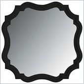 Stanley Furniture Coastal Living Cottage Piecrust Mirror in Deepwater
