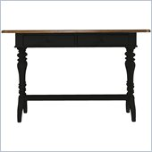 Stanley Furniture Coastal Living Cottage Console Table with Boardwalk Top in Deepwater