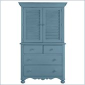 Stanley Furniture Coastal Living Cottage Seaside Chest in Wave