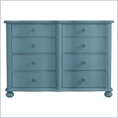 Stanley Furniture Coastal Living Cottage Weekend Double Dresser in Wave