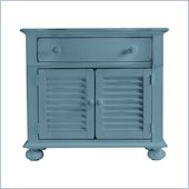 Stanley Furniture Coastal Living Cottage Summerhouse Bachelors Chest in Wave