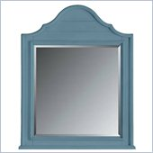 Stanley Furniture Coastal Living Cottage Arch Top Mirror in Wave