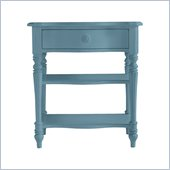 Stanley Furniture Coastal Living Cottage Bedside Table in Wave