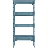 Stanley Furniture Coastal Living Cottage Etagere in Wave