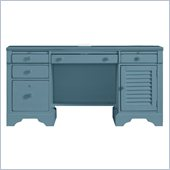 Stanley Furniture Coastal Living Cottage Computer File Desk in Wave