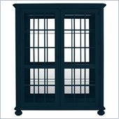 Stanley Furniture Coastal Living Cottage Newport Storage Cabinet in Navy