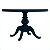 Stanley Furniture Coastal Living Cottage 48 Round Pedestal Table in Navy