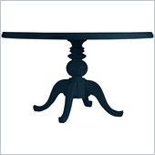 Stanley Furniture Coastal Living Cottage 54 Round Pedestal Table in Navy