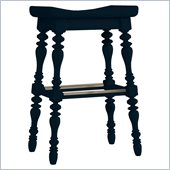 Stanley Furniture Coastal Living Cottage 5 OClock Somewhere Bar Stool in Navy