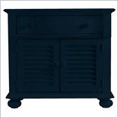Stanley Furniture Coastal Living Cottage Summerhouse Bachelors Chest in Navy