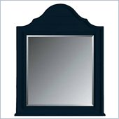 Stanley Furniture Coastal Living Cottage Arch Top Mirror in Navy