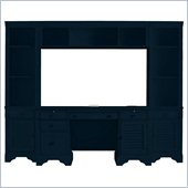 Stanley Furniture Coastal Living Cottage Computer File Desk in Navy