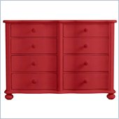 Stanley Furniture Coastal Living Cottage Weekend Double Dresser in Beach Cruiser