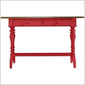 Stanley Furniture Coastal Living Cottage Console Table with Boardwalk Top in Beach Cruiser