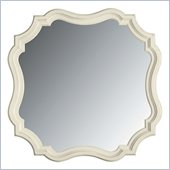 Stanley Furniture Coastal Living Cottage Piecrust Mirror in Sand Dollar