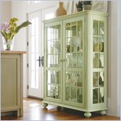 Stanley Furniture Coastal Living Cottage Newport Storage Cabinet in Sea Grass