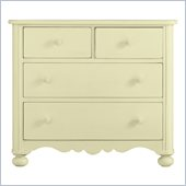 Stanley Furniture Coastal Living Cottage Seaside Chest in Sea Grass