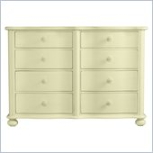 Stanley Furniture Coastal Living Cottage Weekend Double Dresser in Sea Grass