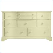 Stanley Furniture Coastal Living Cottage Getaway Triple Dresser in Sea Grass