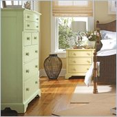 Stanley Furniture Coastal Living Cottage 7 Drawer Chest in Sea Grass
