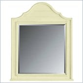 Stanley Furniture Coastal Living Cottage Arch Top Mirror in Sea Grass