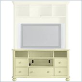 Stanley Furniture Coastal Living Cottage TV Console in Sea Grass