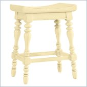 Stanley Furniture Coastal Living Cottage 5 OClock Somewhere Counter Stool in Lemon Twist