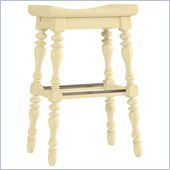 Stanley Furniture Coastal Living Cottage 5 OClock Somewhere Bar Stool in Lemon Twist