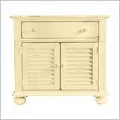 Stanley Furniture Coastal Living Cottage Summerhouse Bachelors Chest in Lemon Twist