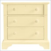 Stanley Furniture Coastal Living Cottage Night Table in Lemon Twist