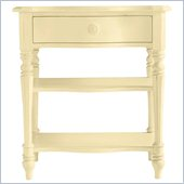Stanley Furniture Coastal Living Cottage Bedside Table in Lemon Twist