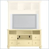 Stanley Furniture Coastal Living Cottage TV Console in Lemon Twist
