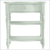 Stanley Furniture Coastal Living Cottage Bedside Table in Morning Sky