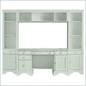 Stanley Furniture Coastal Living Cottage Computer File Desk in Morning Sky