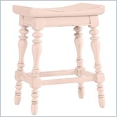 Stanley Furniture Coastal Living Cottage 5 OClock Somewhere Counter Stool in Conch