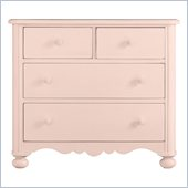 Stanley Furniture Coastal Living Cottage Seaside Chest in Conch