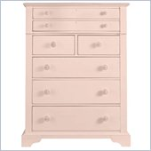 Stanley Furniture Coastal Living Cottage 7 Drawer Chest in Conch