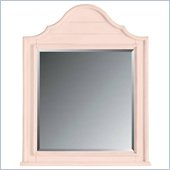 Stanley Furniture Coastal Living Cottage Arch Top Mirror in Conch