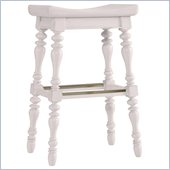 Stanley Furniture Coastal Living Cottage 5 OClock Somewhere Bar Stool in Twilight