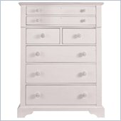 Stanley Furniture Coastal Living Cottage 7 Drawer Chest in Twilight