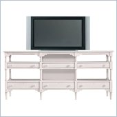 Stanley Furniture Coastal Living Cottage Reunion TV Console in Twilight