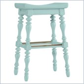 Stanley Furniture Coastal Living Cottage 5 OClock Somewhere Bar Stool in Sea Mist