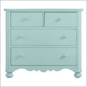 Stanley Furniture Coastal Living Cottage Seaside Chest in Sea Mist