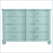 Stanley Furniture Coastal Living Cottage Weekend Double Dresser in Sea Mist