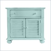 Stanley Furniture Coastal Living Cottage Summerhouse Bachelors Chest in Sea Mist