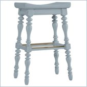 Stanley Furniture Coastal Living Cottage 5 OClock Somewhere Bar Stool in High Tide