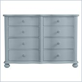 Stanley Furniture Coastal Living Cottage Weekend Double Dresser in High Tide