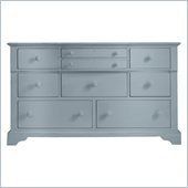 Stanley Furniture Coastal Living Cottage Getaway Triple Dresser in High Tide