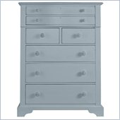 Stanley Furniture Coastal Living Cottage 7 Drawer Chest in High Tide