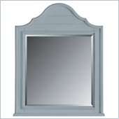 Stanley Furniture Coastal Living Cottage Arch Top Mirror in High Tide